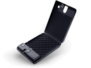 Cofre Portátil com Biometria M19
