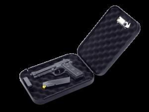 Cofre Portátil com Segredo M20